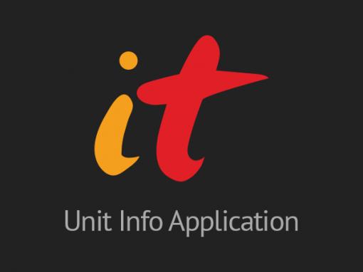 iBASEt – Unit Info App
